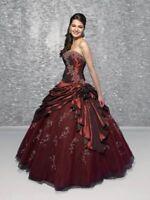 Brautkleid Hochzeitskleid Ballkleid Abendkleid Partykleid Kleid Braut M37