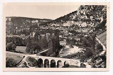 marcilhac , vallée du célé , vue générale