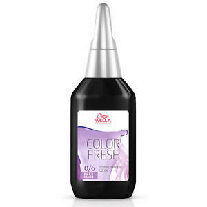 Wella Colour Fresh Violet Toner - 0/6