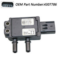 Genuine DPF Differential Pressure Sensor 4307786 A043A238 for Cummins Engine