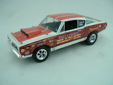 1968 BILLY the KID SUPER STOCK A/MP SS/B  BARRACUDA 1:18  426 HEMI #50925