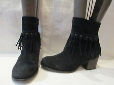 Mid Heel (1.5-3 in.) Zip Suede Boots NEXT for Women