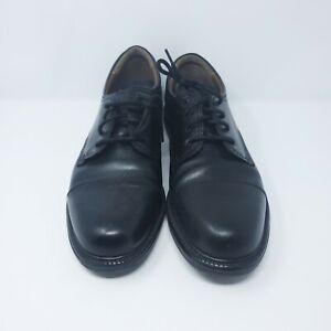 14W Dockers Mens Gordon Genuine Leather Dress Casual Cap Toe Lace-up Oxford Shoe
