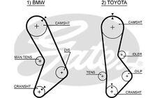 GATES Correa dentada TOYOTA CRESSIDA BMW Serie 3 5 5017