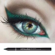 L'Oreal Infaillible Green Eyeliner Christmas Day 17 Waterproof Smoky Eye Liner
