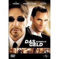 DAS SCHNELLE GELD -  DVD NEU AL PACINO,MATTHEW MCCONAUGHEY,RENE RUSSO