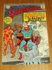 SUPERMAN #190 VG (4.0) DC COMICS OCTOBER 1966+<