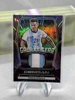 2020-21 Obsidian Galaxy Gear Green Paulo Dybala Argentina 2 Clr Patch Jersey /25