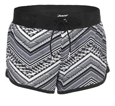 Zoot - Women's Run Board short 3 inch - White Tribal - Large