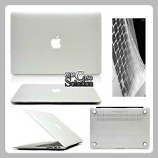 "Rubberized Hard case + keyboard skin For 11"" 12"" 13""15"" MacBook Air/Pro/Retina"