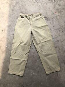 Vtg 90s Cross Colours Baggy Denim Jeans 32 USA Spike Lee Rap Hip Hop