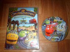 dvd CHUGGINGTON...bienvenue au zoo