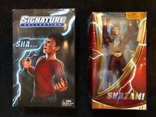 SDCC 2013 DC Universe Signature Collection Shazam 6 inch Action Figure New Movie