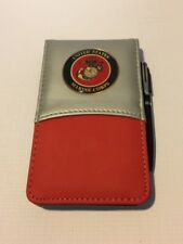 USMC MARINE CORP SEMPER FI Jotter Notebook Calculator Combo note pad paper pen
