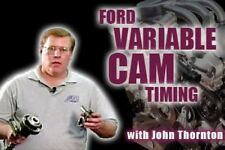 Ford Variable CAM Timing / Automotive Training / DVD / Manual / 87