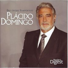 "Placido Domingo-"" Das grosse Starportrait "" -  Reader's Digest   4 CD Box  OVP"