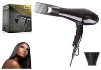 Wahl Powerpik 50000 2000W Hair Dryer ZX857 Afro Pik Comb Attachment Professional