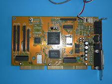 Tarjeta de sonido ISA 16bit Analog Devices 1448 Sound Port Midi + IDE controller