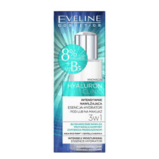 Eveline Hyaluron Clinic 3in1 Intensive Hydrating Make-up Base Hydrator 110ml