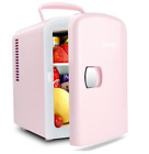 AstroAI Mini Fridge 4 L/6 Can AC/DC Portable Thermoelectric Cooler and Warmer  photo