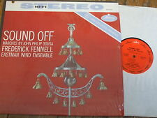 SR 90264 Sound Off - Marches by Sousa / Fennell