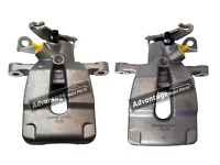 FITS RENAULT MEGANE MK3 FROM 2008 REAR LEFT & RIGHT BRAKE CALIPERS - BRAND NEW