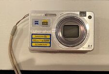 Sony Cyber-shot DSC-W150 8.1MP Digital Camera - Silver Excellent Condition