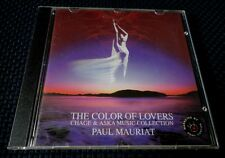 PAUL MAURIAT CD The Color Of Lovers CHAGE&ASKA MUSIC COLLECTION Japan Singapore