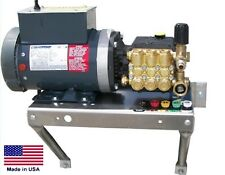 Pressure Washer Electric Direct Drive 4 Gpm 2000 Psi 6 Hp 230V 1 Ph Ar Wm