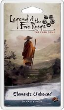 Elements Unbound Dynasty Pack Legend Of The Five Rings Card Game L5C14 Elemental