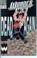 Wonder Man 1991 series # 10 fine comic book
