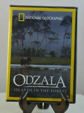 NEW National Geographic Odzala: Islands In The Forest (DVD, 2008) FAST-FREE SHIP
