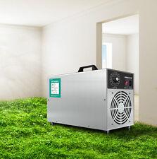 220V Air Purifier Hand Portable Air Cooled Ceramic Tube Car Ozone Generator 3g