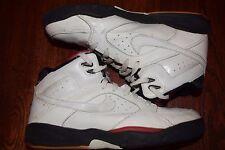 Vintage Nike Force Basketball Shoes Size 8 Rare Jordan Columbia Command Legend