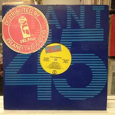 """NM 12""""~PAUL RUTHERFORD~Oh World~{Delerious Mix~Instrumental~Universal~Radio]~'89"""