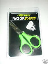 Korda Razorblades Braid scissors Carp fishing tackle