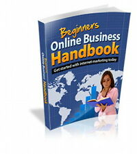 Get Started With Internet Marketing - Beginners Online Business Handbook (CD-ROM
