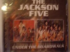 CD NEUF et scellé- THE JACKSON FIVE - UNDER THE BOARDWALK -C13