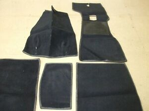 Classic MG TF assorted carpets   *NEW *