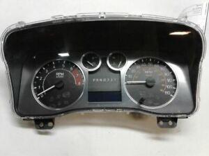 Speedometer Instrument Cluster 2006 06 HUMMER H3 118K Miles 981835139
