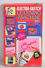 Electra-Sketch STRACO Learning Machine Vintage Toy