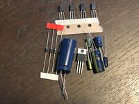 Marantz 4140 Power Supply Capacitor Upgrade Set High-Quality Amplifier Recap Kit