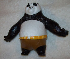 "LOT # 835 KUNG FU PANDA 4-INCH ""PO"" McDONALD'S HAPPY MEAL PLASTIC COLLECTIBLE"