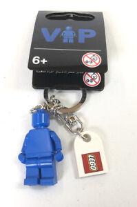 Lego Blue VIP Keychain 854090 (2021)