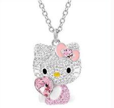 Swarovski 5172407 Hello Kitty Heart Pendant