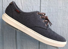 Vans Off The Wall Mens Gray Brown Lace Up Sneakers Shoes Size US 9.5