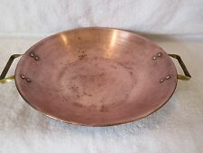HEDKO HAND MADE COPPER BOWL- GATLINBURG TN 1975