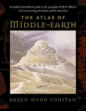 The Atlas of Middle-Earth (Revised Edition) by Karen Wynn Fonstad
