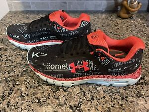 Under Armour Mens Size 9.5 Shoes HOVR Infinite 2 GRD Global Running Day