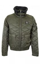 Voi Jeans Men's / Boys  Coat, Warm  QUILTED OLIVE JACKET Size Small Men's
